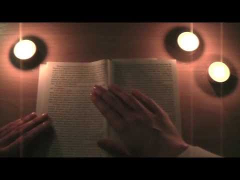 ASMR ϟ Relaxing Whisper: Reading Harry Potter ϟ (Spanish)