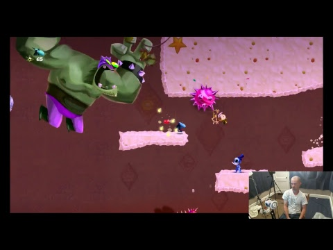 Live Lets' Play: Rayman Legends
