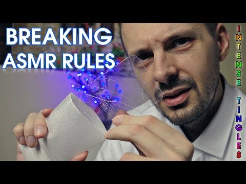 Breaking ASMR Rules (Intense Experience)