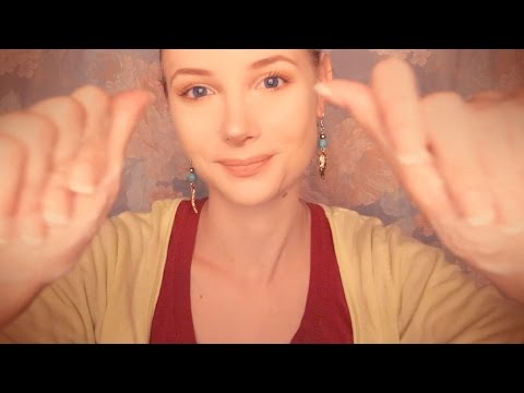 ASMR Nurse Lice Check Role Play ~ Binaural, Gloves, Soapy Hands, Hair Brushing, Fabric Sounds ~
