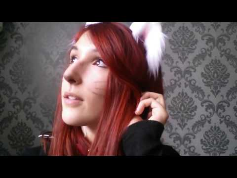 ASMR - CAT ROLEPLAY ~ Mouth Sounds & Meowing! ~