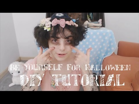 How To Be YOURSELF For Halloween