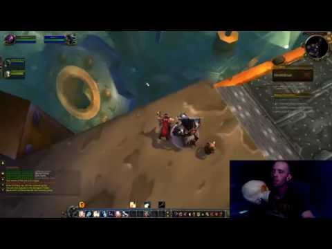 Live ASMR Let's Play WoW 5 - Dungeon Finder Grinding