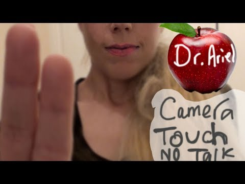 Face/camera touching. No speaking. tongue clicking plus other sounds ASMR ACMP