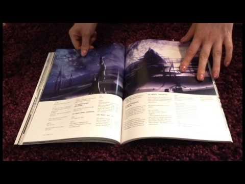 ASMR - Tracing the Pages of the Serenity (movie) Book