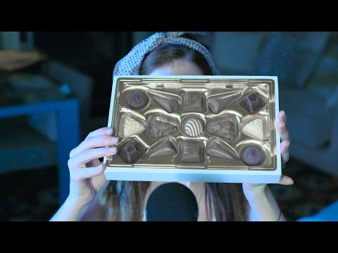 ASMR Chocolate Shop Role Play - Chocolatier