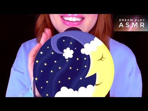 ★ASMR★ Fall Asleep IMMEDIATELY, sleep meditation + relaxing sounds BILINGUAL | Dream Play ASMR