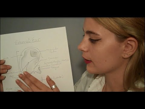 ASMR Ear Examination & Hearing Test | Soft Spoken Medical RP