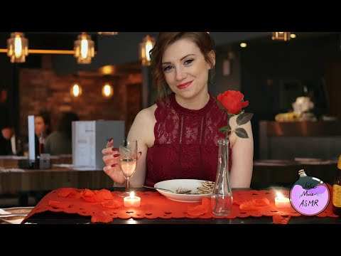 ASMR- Me for Dessert? Happy Valentines Day