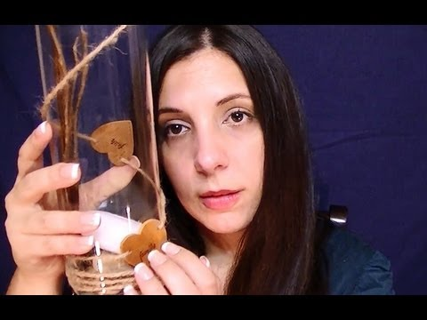 ASMR 8 Stereo/Panning Sedative Sounds For Your Relaxation