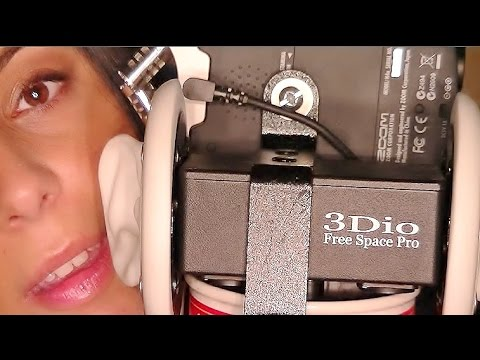 Binaural ASMR: Up Close And Up On Your Ears For Relaxation