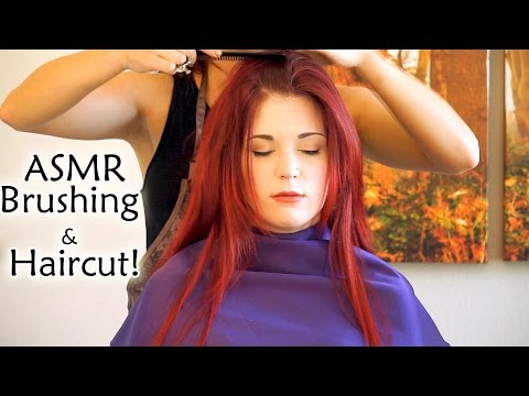 💇 Real ASMR Haircut Binaural 2, 3D Scissors & Clippers Sounds & Softly Spoken, Beyond RolePlay