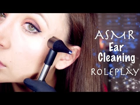 ASMR Ear Cleaning Roleplay