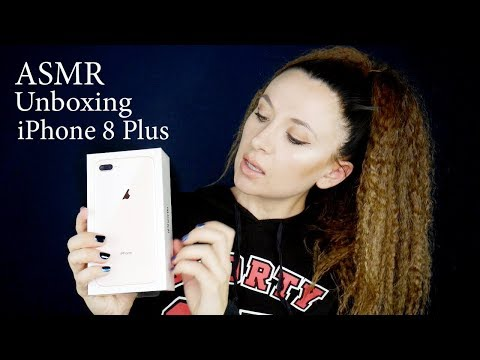 iPhone 8 Plus Unboxing & First Impressions ASMR