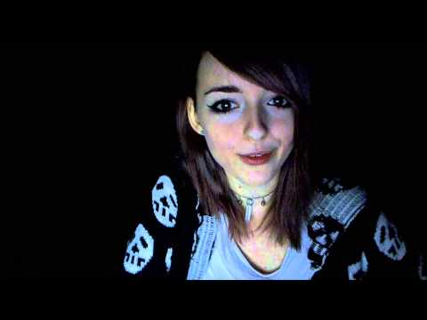 ASMR Ramble: About me and Tales from Wonderland
