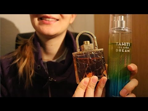ASMR Perfume Store Role Play | Lots of Liquid Shaking