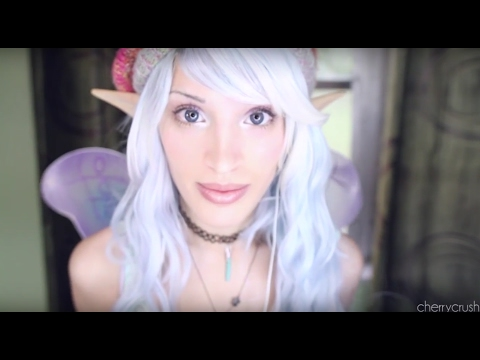 ♥ Fairy Role Play  - Ear Eating Mouth Sounds ASMR ♥