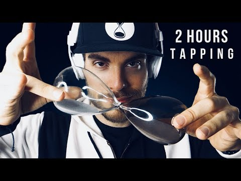ASMR TAPPING GLORY | 50+ Triggers. No Talking. 2 Hours.