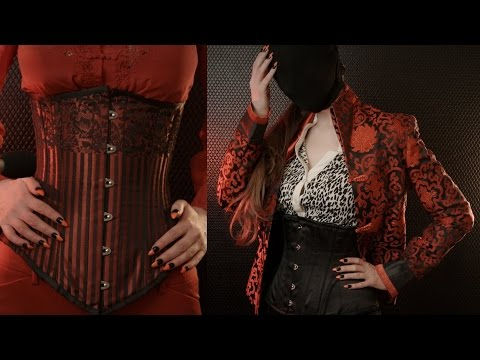 ASMR Corset Story Review