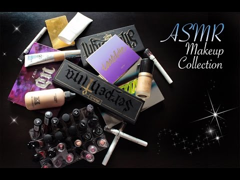 ASMR Makeup Collection (soft spoken)