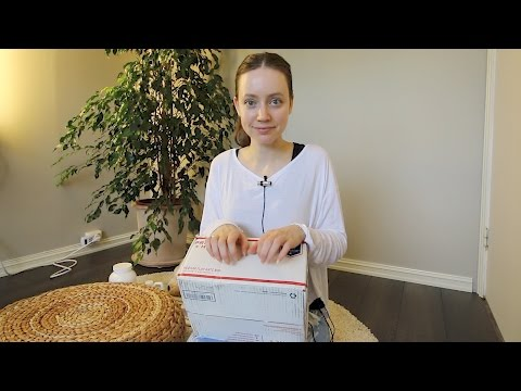 ASMR Whisper Unboxing & First Impression | Tapping, Scratching, Crinkle | 1 Hour