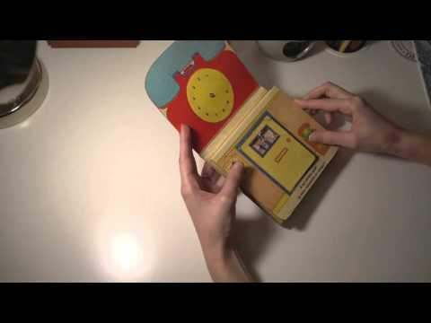 ASMR Reading a Toddler's Book in Catalan | Whispering | Thick Pages | LITTLE WATERMELON