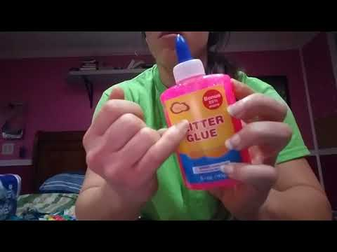 Multi triggers on art supplies! Asmr