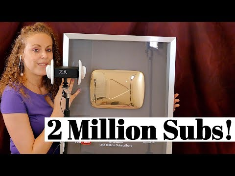 2 Million Subscribers on Psychetruth! Whisper ASMR! Free Wellness Plus Trial!