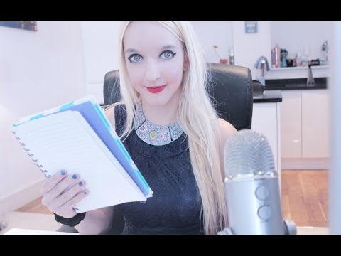 ASMR Anxiety Relief Chat ♡ Personal Attention, Caring Friend, ASMR Role Play