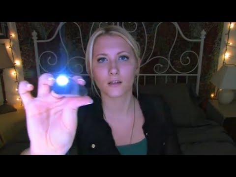 Thrifty Thursday - Plastic Ice Cubes / Mini Tool Set - ASMR - Soft Spoken, Light Following, Tapping