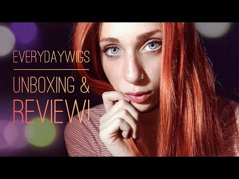 ASMR ❤️ EverydayWigs REVIEW + UNBOXING! [ENG/ITA]