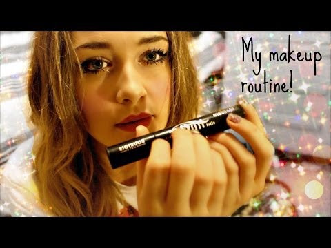 ASMR makeup collection and routine!