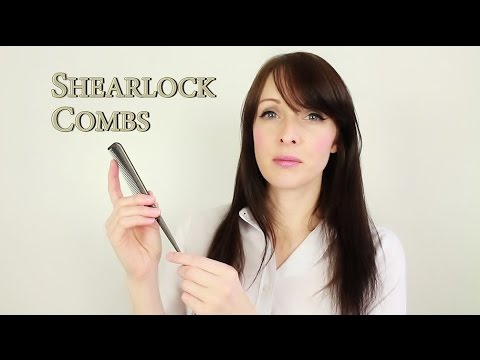 Shearlock Combs:  A Special Edition ASMR Superbowl Commercial