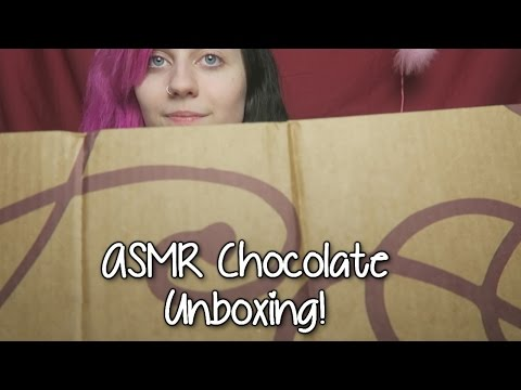 [ASMR] Unboxing Lots of Chocolate!