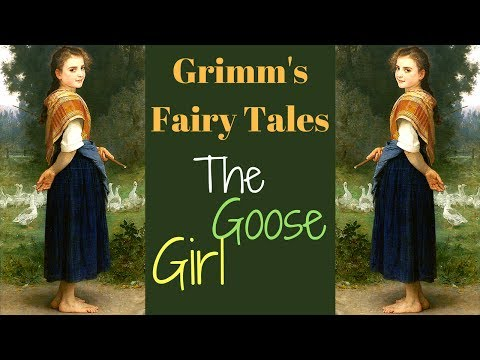 🌟 ASMR 🌟 The Goose Girl 🌟 Grimm's Fairy Tales 🌟