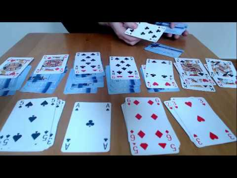 ASMR Playing Solitaire Intoxicating Sounds Sleep Help Relaxation