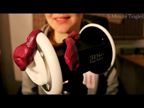 ASMR ♥ Ear to Ear Magnetic Putty Sounds | Putty in Your Ears