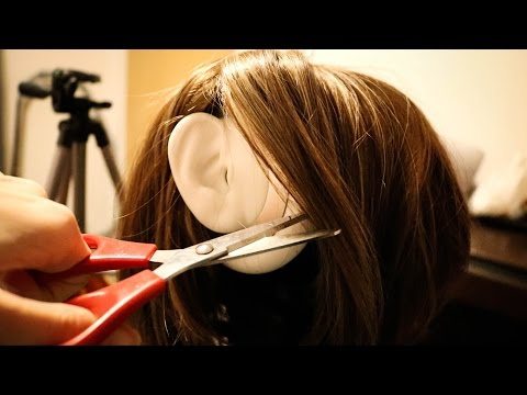 ASMR ✂ Let Me Cut Your Hair ✂ Role Play