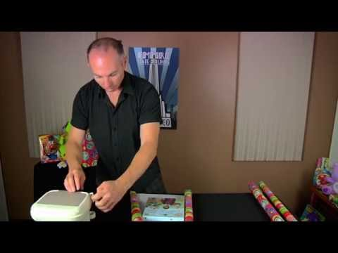 ASMR Role Play Wrapping Presents for you