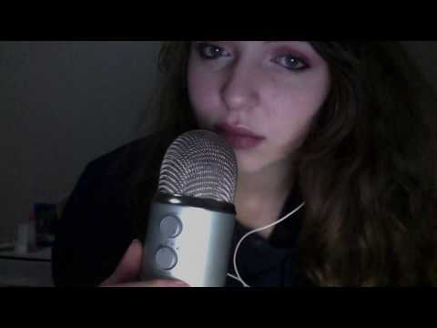 ASMR|| whispered| Accents and speaking different languages