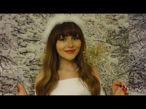 ASMR Roleplay~ Christmas Fairy comforts you  *Whispering* ~ Personal attention