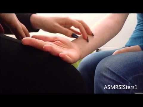 ASMR Arm Scratching and Tickling
