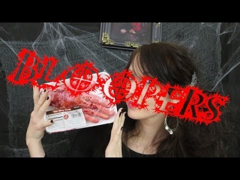 Witch Spell Bloopers (not ASMR)