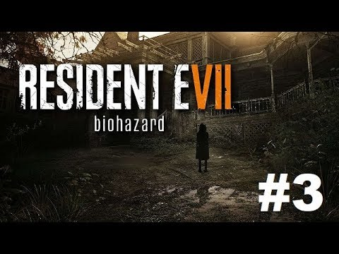 [ASMR] Resident Evil 7 #3 - the almighty hipster queen